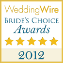 WeddingWire Bride's Choice 2012