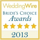 WeddingWire Bride's Choice 2013