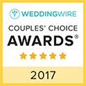 WeddingWire Bride's Choice 2017